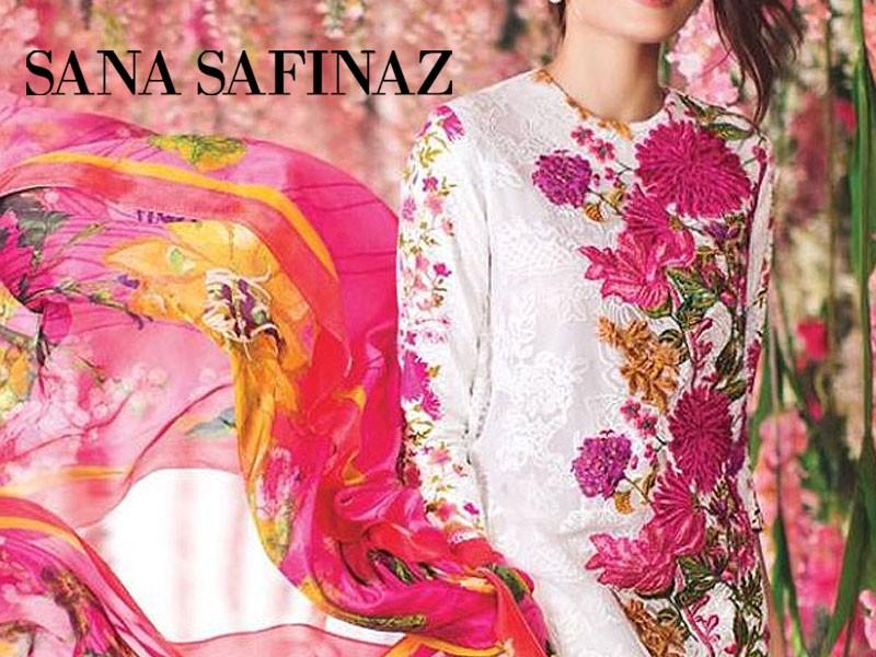 Sana Safinaz Pakistani Lawn Suits | Samaj