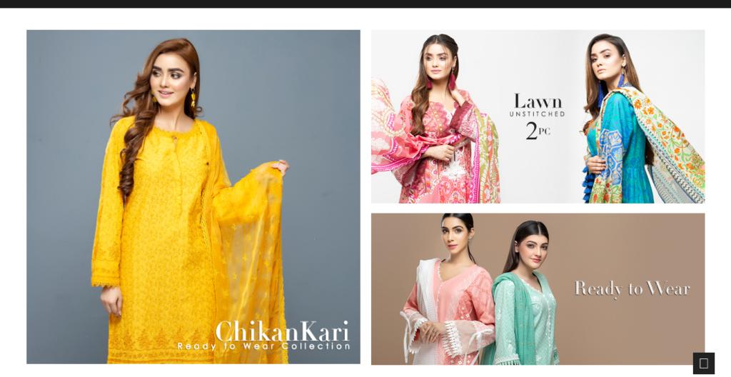Pakistani Lawn Suits | Tredz Lawn Clothing